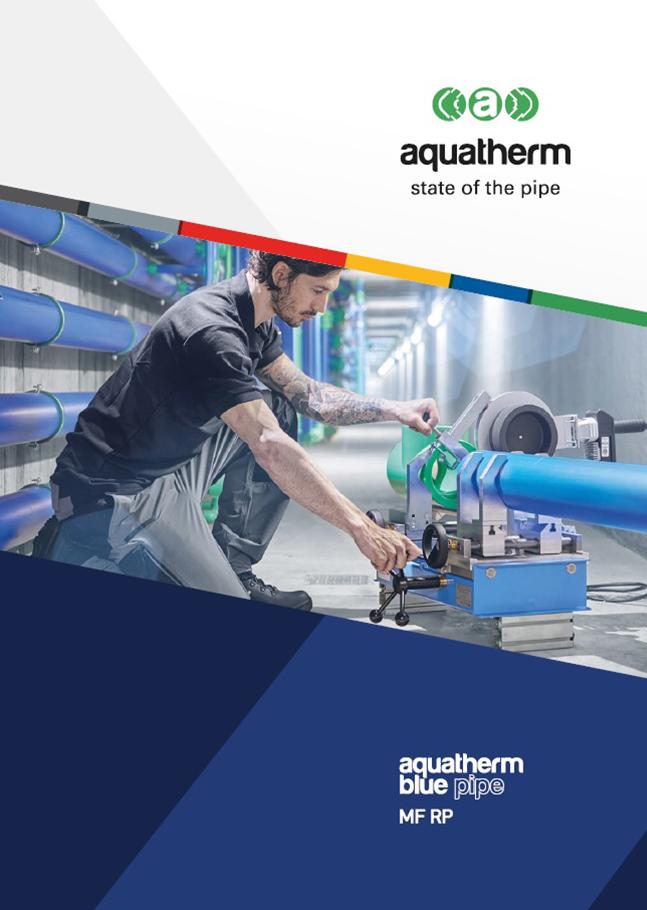 aquatherm blue pipe MF RP