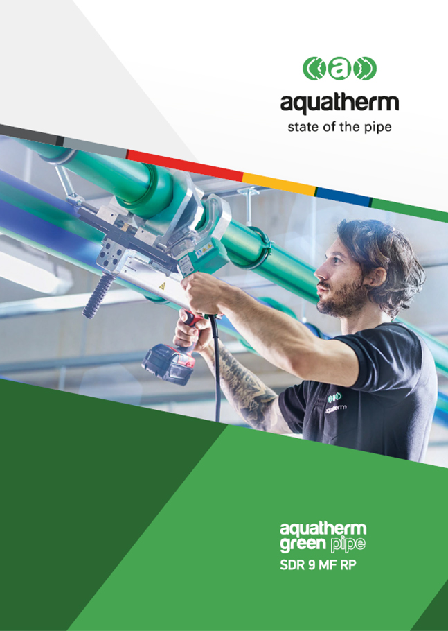 aquatherm green pipe<br> SDR9 MF RP