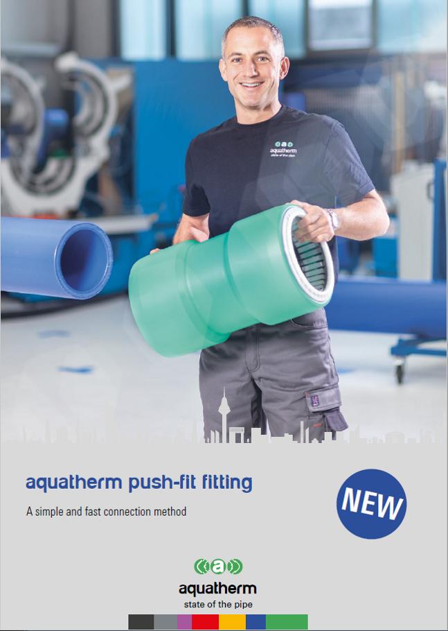 aquatherm push-fit fitting