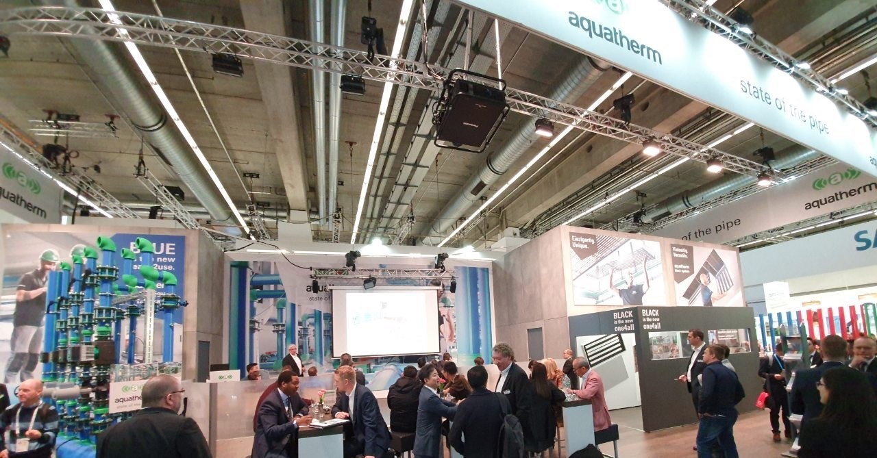 ISH Exhibition Frankfurt, March 2019